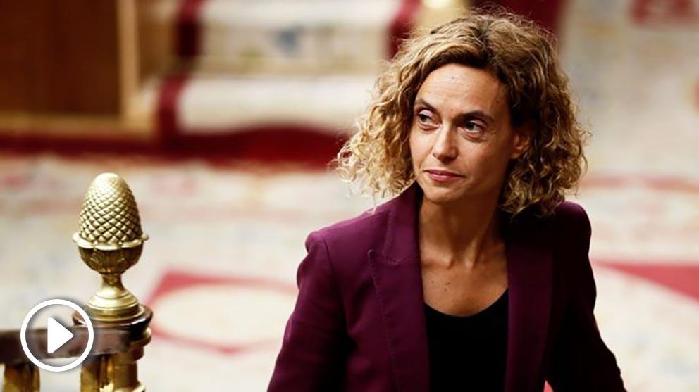 Meritxell Batet, ministra de Política Territorial y Función Pública. (Foto: EFE)