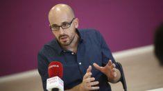 Nacho Álvarez, secretario de Ecomía de Podemos