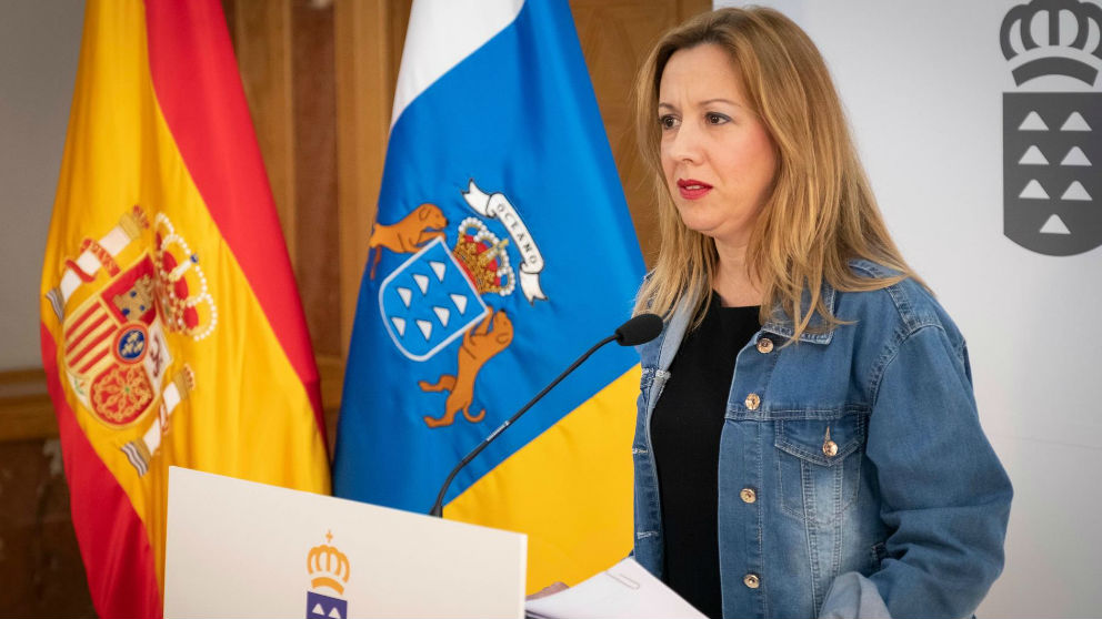 Rosa Dávila. Foto: EP