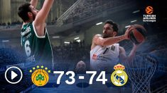 Real Madrid-Panathinaikos