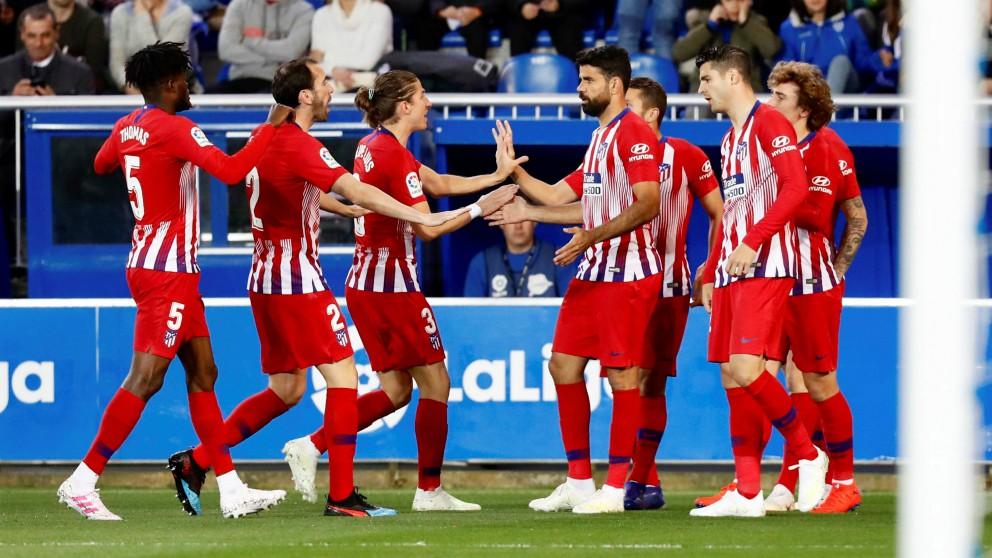 Liga Santander 2018-2019: Alavés – Atlético de Madrid | Partido de fútbol hoy, en directo.