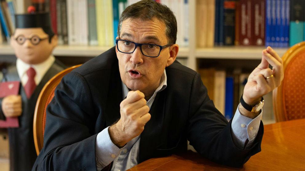 Jaume Alonso-Cuevillas, abogado de Puigdemont