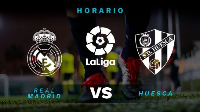 gran calidad despeje la compra auténtico Real Madrid - Huesca: hora y dónde ver en directo el partido ...