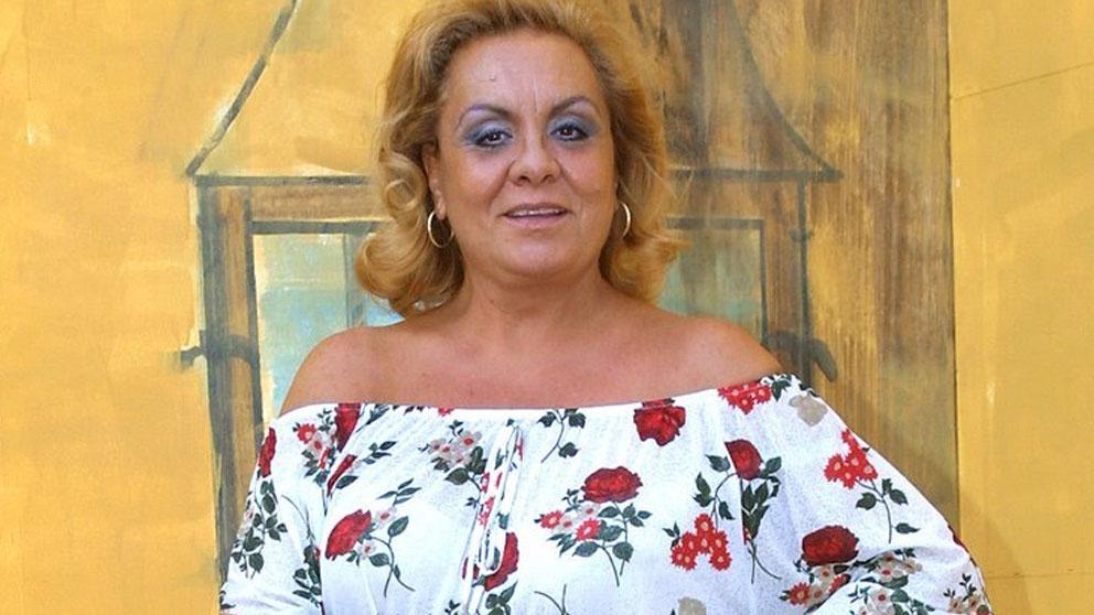 La actriz española Paloma Cela.