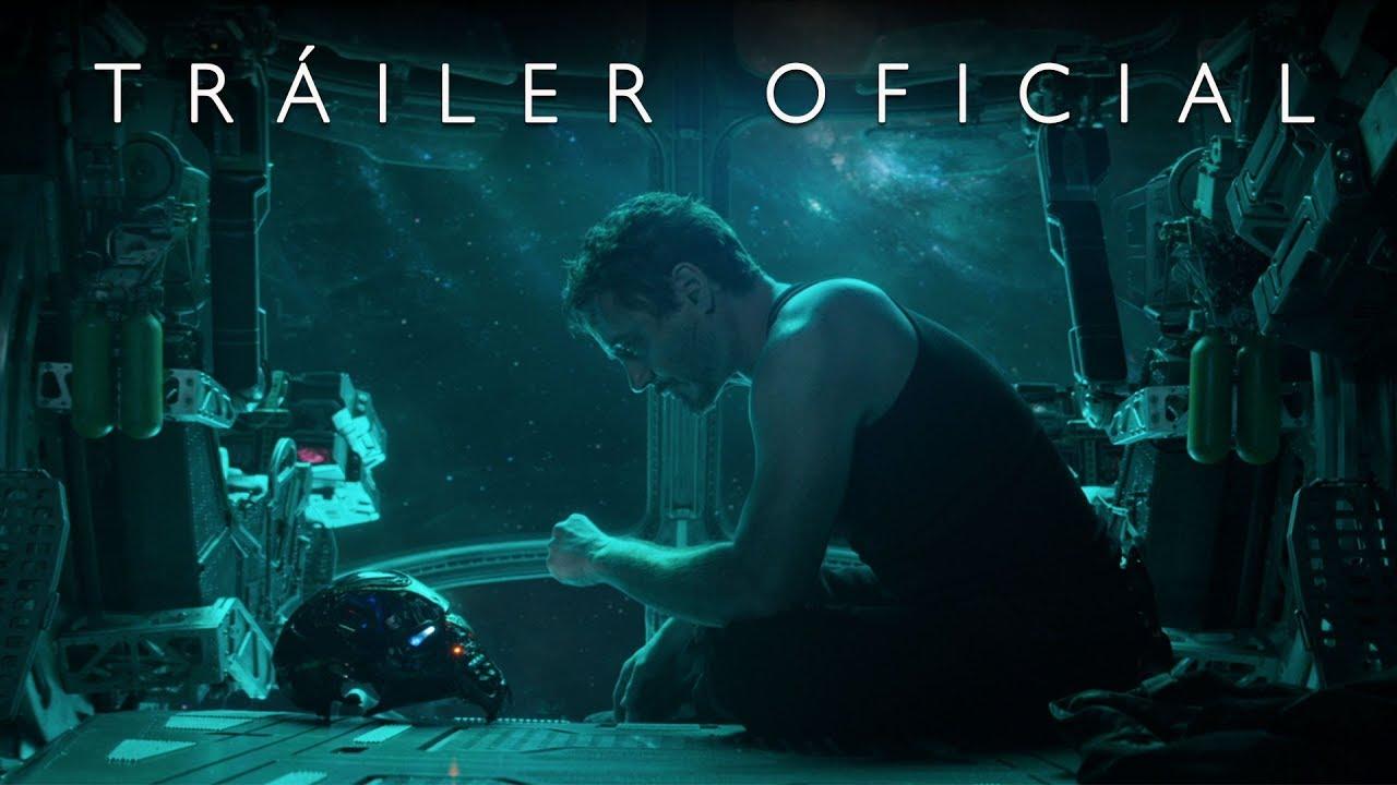 Tráiler de Avengers Endgame