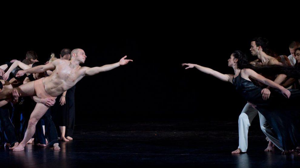 Una fotografía del espectáculo 'Dido & Eneas' que llega al Teatro Real de Madrid.