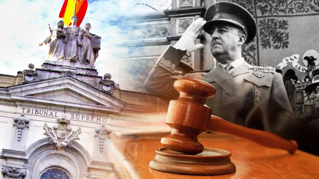 El Tribunal Supremo admite a trámite el cuarto y último recurso contra la exhumación de Franco