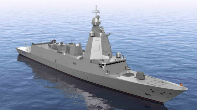 El Gobierno admite que el retraso en la firma de las nuevas fragatas F-110 supondrá «sobrecostes»