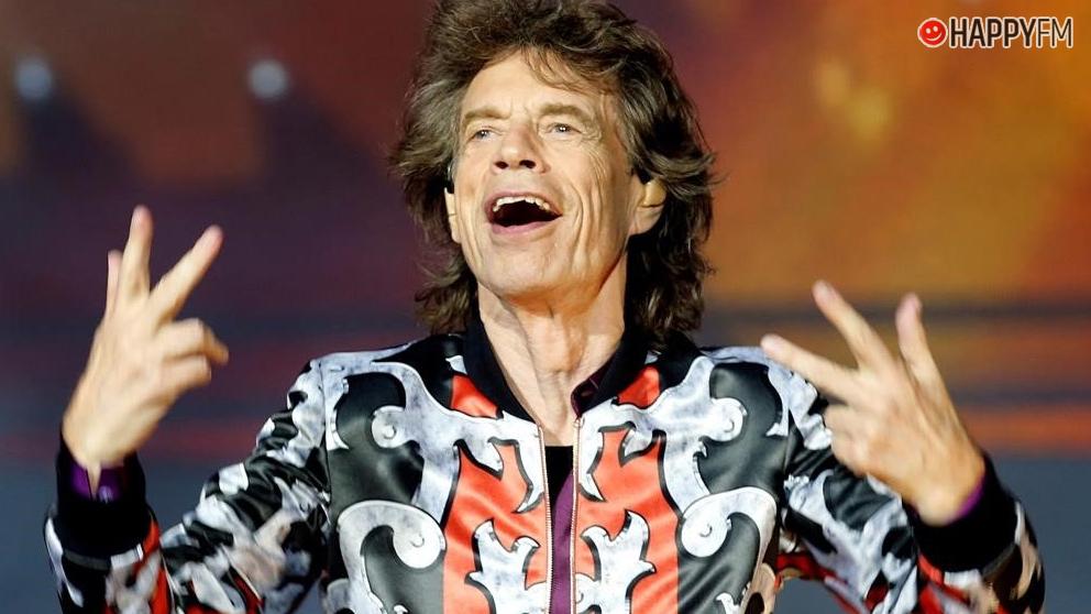 Mick Jagger, componente de 'The Rolling Stones'
