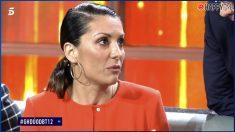 Nagore Robles en el debate de 'GH DÚO'