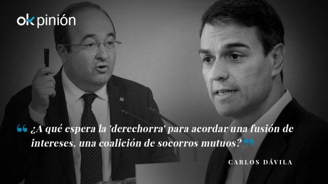 El pacto de la dinamita (Sánchez e Iceta contra España)