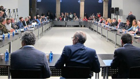 Parlamento catalán. Foto: Europa Press