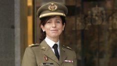 La coronel Patricia Ortega.