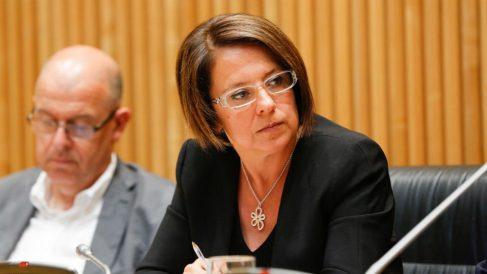 La diputada Sofía Hernanz, número dos por Baleares a las elecciones generales del 28 de abril. (Foto: Flickr PSOE)