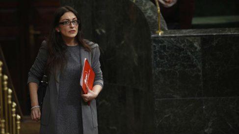 Sol Sánchez, candidata de IU por Madrid