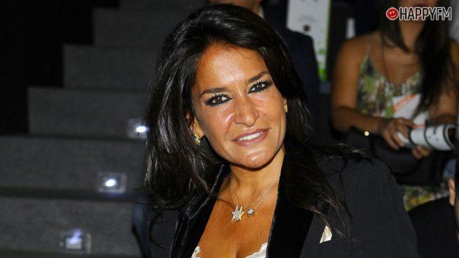 Aída Nízar, ingresada durante su participación en el reality chileno 'Resistiré'