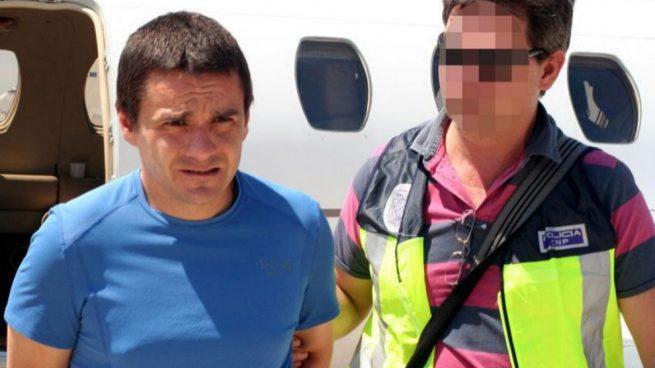 Aitzol Gogorza, etarra excarcelado. Foto. EFE