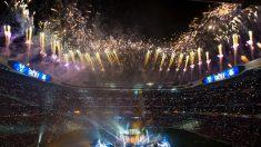 El Santiago Bernabéu, en una de sus grandes noches (Getty).