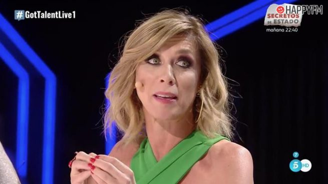 'Got Talent': Eva Isanta realiza un desafortunado comentario que no ha pasado desapercibido