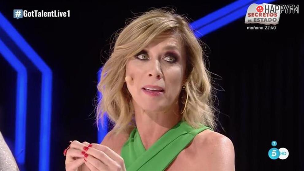 Eva Isanta en 'Got Talent'