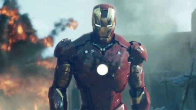 Iron Man - el comienzo del superhéroe