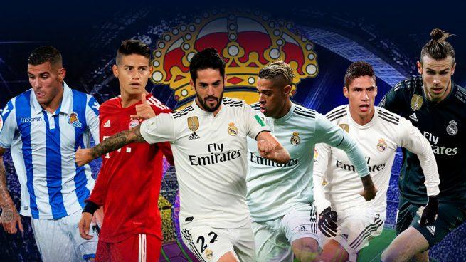 El Real Madrid prepara una limpia de 400 millones para empezar la revolución