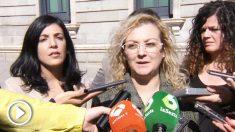 María Sevilla, presidenta de 'Infancia Libre'