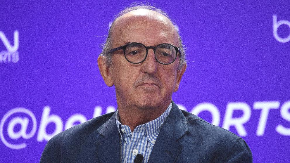 El millonario Jaume Roures, propietario del diario podemita 'Público'.