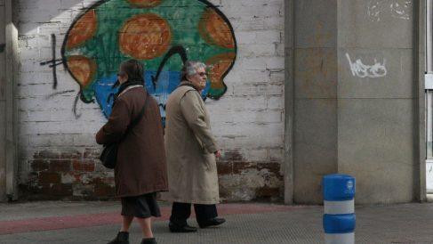 Señoras andando por la calle. Foto: Europa Press