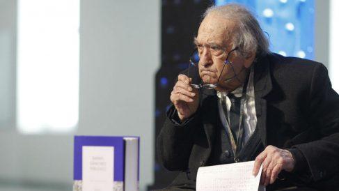 Rafael Sánchez Ferlosio. Foto: Europa Press