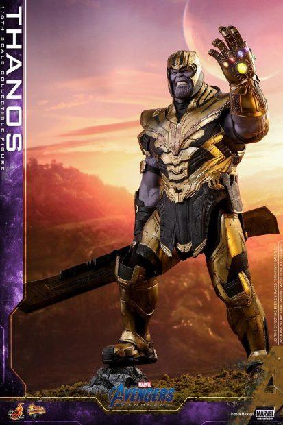 'Avengers: Infinity War' - Thanos