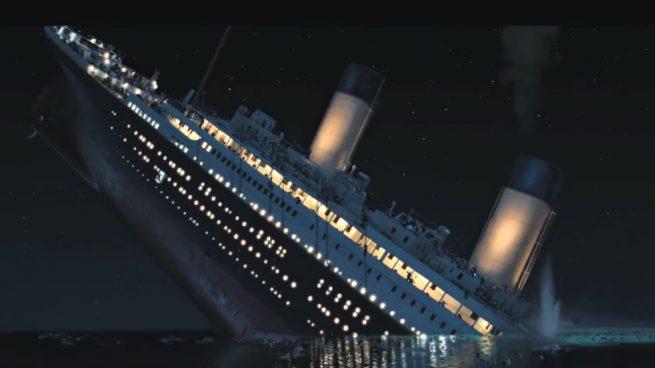 PSOE Titanic