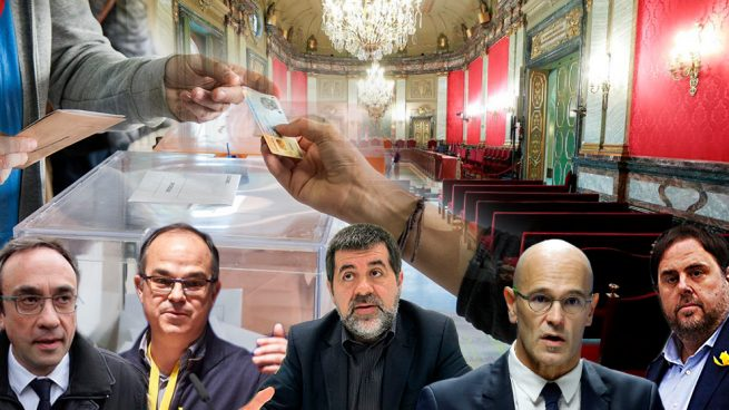 Magistrados del Supremo descartan los mítines carcelarios solicitados por Jordi Sánchez