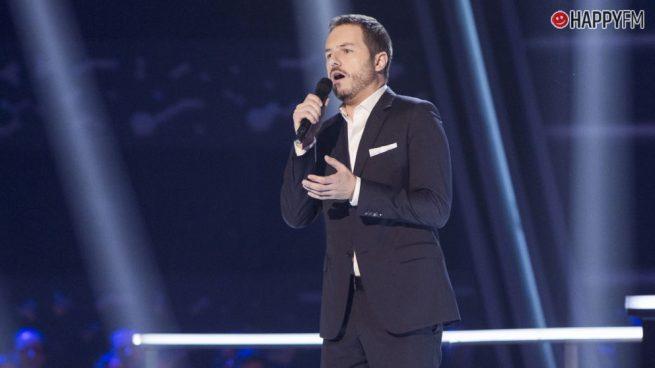 'La Voz': Ángel Cortés interpretará 'Amapola', de Plácido Domingo, en la semifinal
