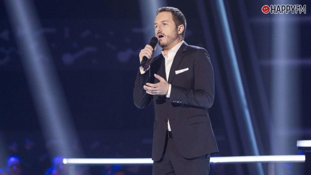 Ángel Cortés interpretará una canción de Plácido Domingo en la semifinal de 'La Voz'