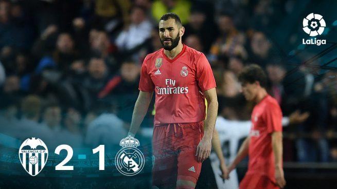Un Real Madrid de traca