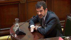 El comisario de los Mossos, Ferrán López, declara en el Tribunal Supremo