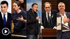 El Congreso avala los seis decretos de Sánchez