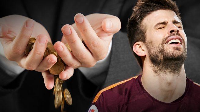 Gerard Piqué cierra su Sicav madrileña tras perder casi tres millones en un año