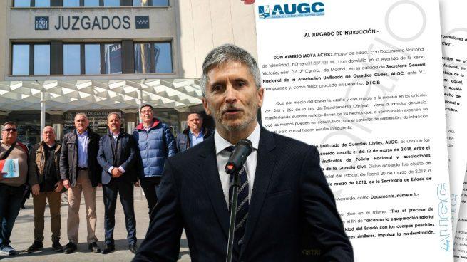 La Guardia Civil denuncia al Gobierno por irregularidades en el proceso de equiparación salarial