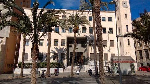 Palacio de Justicia de Almería. Foto: Europa Press