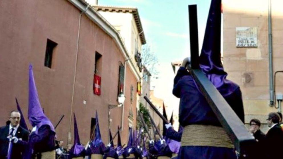 Programa, horario e itinerario de todas las procesiones de Semana Santa en Madrid.