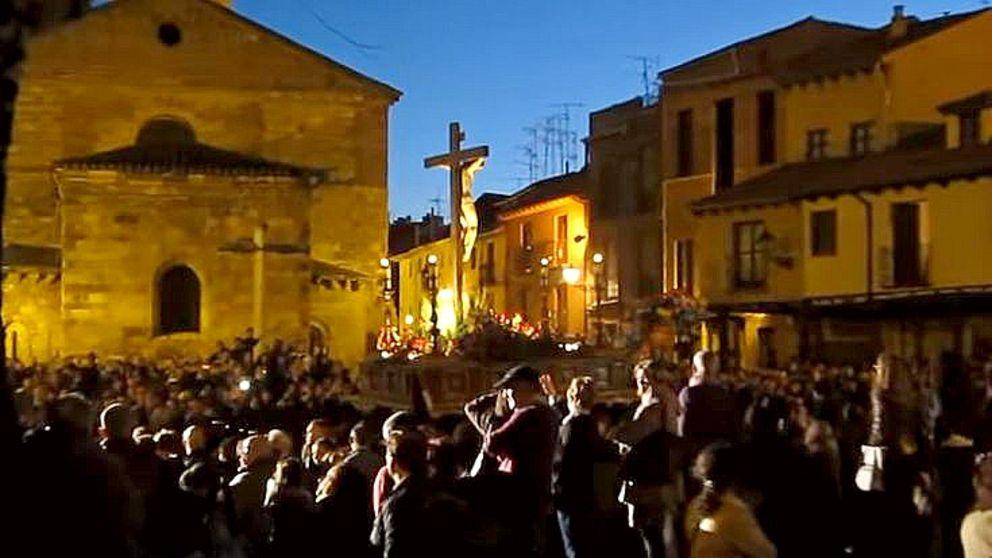 Descubre todas las procesiones del programa de la Semana Santa de León 2019