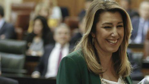 Susana Díaz. Foto: Europa Press