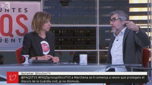 El programa 'Preguntes Freqüents' de TV3, producido por El Terrat.