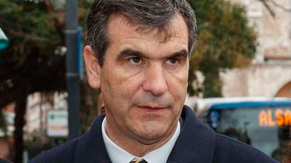 El secretario de sanidad y bienestar social del PP, Antonio Román.