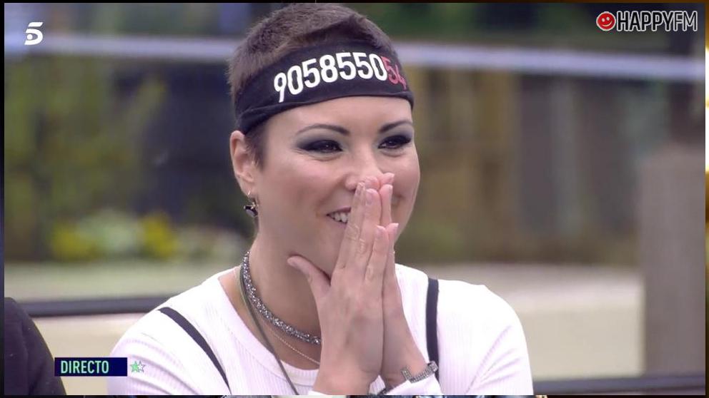 María Jesús Ruiz finalista de 'GH DÚO'