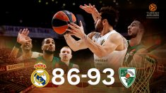 Zalgiris gana al Real Madrid.