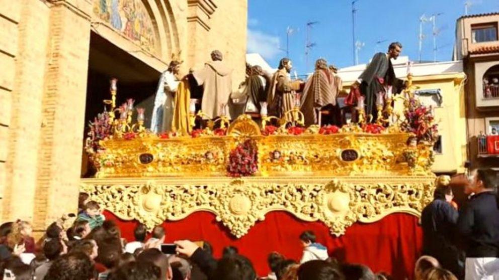 Todos los horarios e itinerarios de las procesiones de la Semana Santa de Huelva