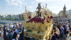 Descubre todos los horarios e itinerarios para hoy Lunes 15 de abril en la Semana Santa de Sevilla.